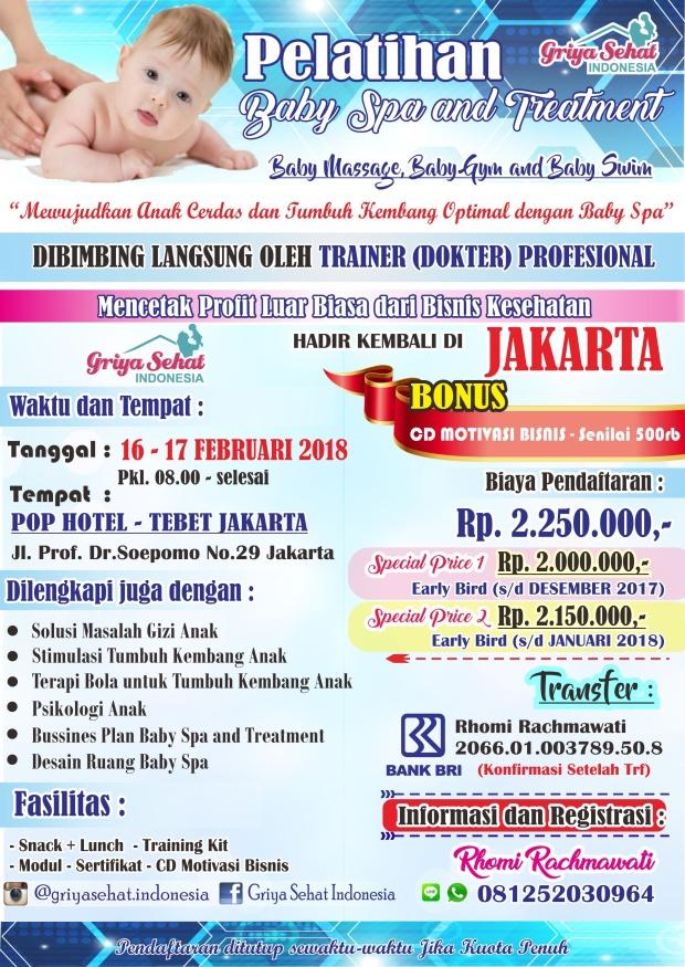 JAKARTA FEBRUARI 2018