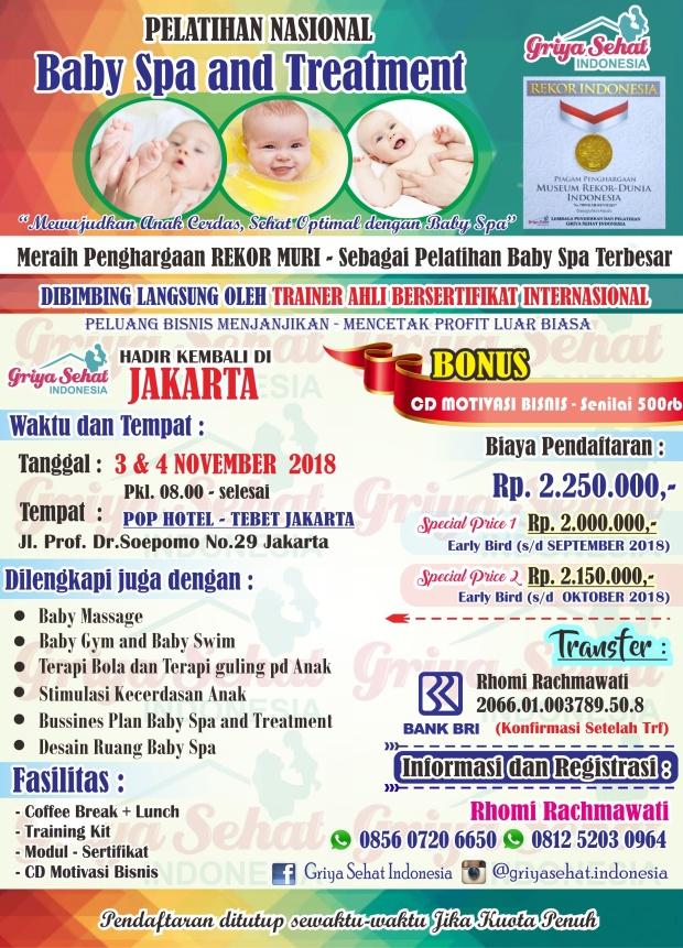 JAKARTA NOV 2018 R