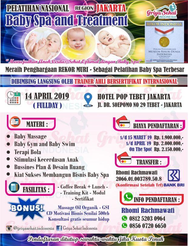 JAKARTA APRIL 2019 R